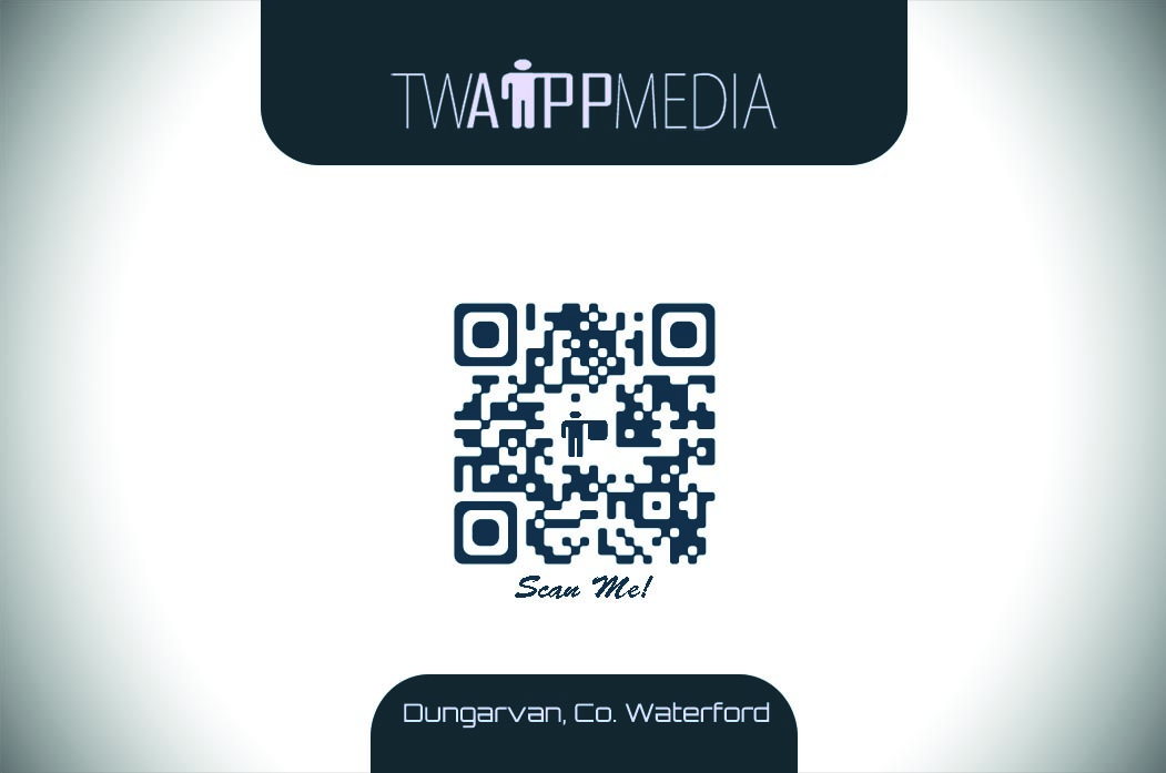 Business Card Design Back Waterford
