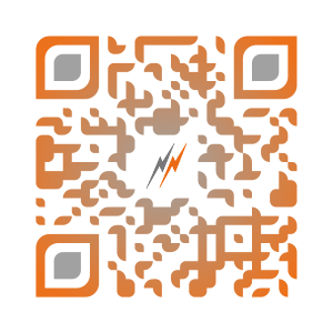 Electrical Customized QR Code Design