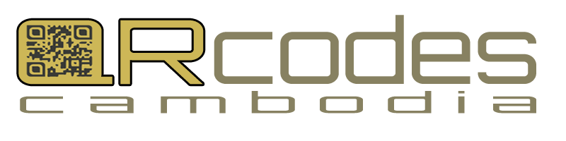 QR Code Company Customized Logo Design