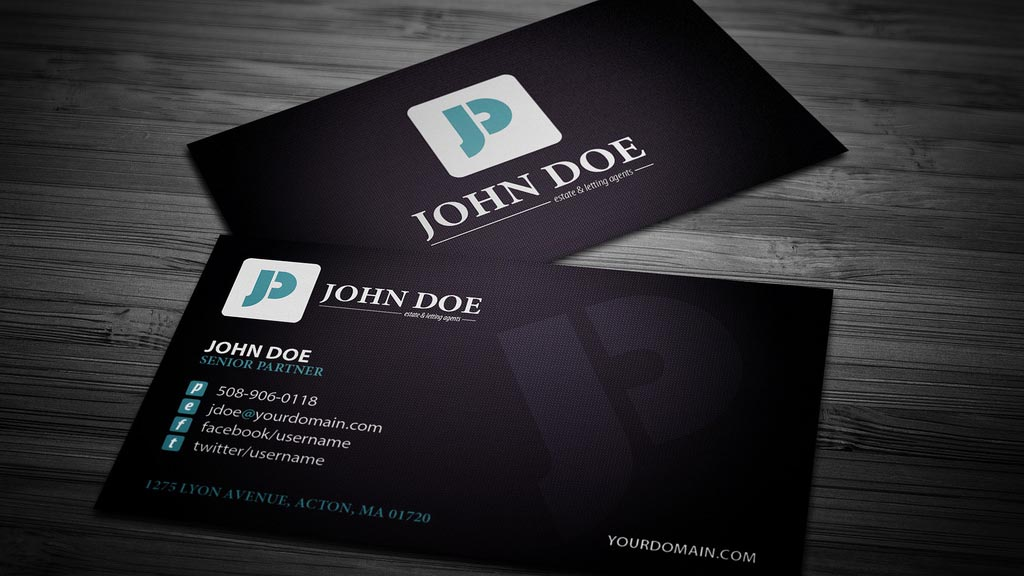 Website Redesign Services Custom Designed Business Cards